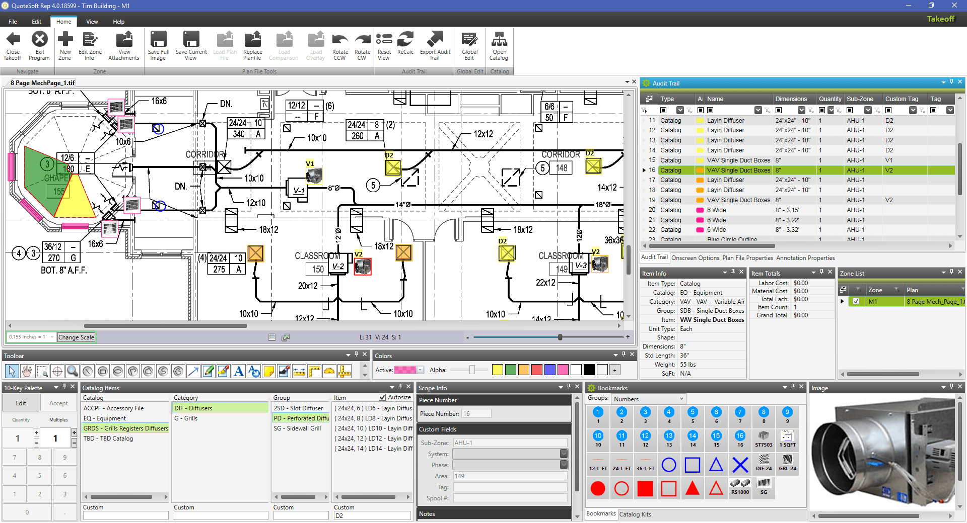Rep Takeoff Quotesoft Plumbing Diagram Software With Our Screen Driven You Simply Select The Item And Automatically Appropriate Sizes Are Immediately Ready To Be Input Right Down